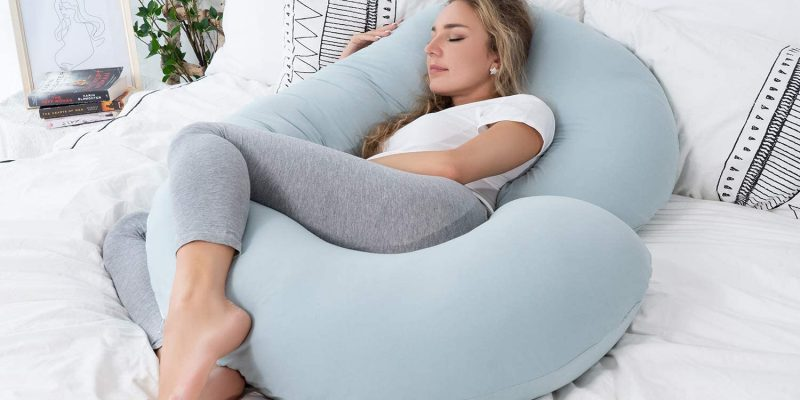 cuscino per dormire in gravidanza